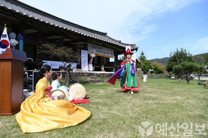 천방지축 발효축제 국악 공연 모습.jpg
